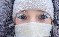 Những bức ảnh về mùa đông giá rét nhìn thôi đã thấy tê người