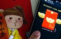 Lì xì ảo - cuộc chạy đua của các hãng công nghệ Trung Quốc