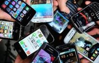 Doanh số bán smartphone lần đầu giảm từ năm 2004