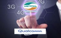 Viettel ký thỏa thuận hợp tác với Qualcomm về bản quyền sáng chế 3G/4G