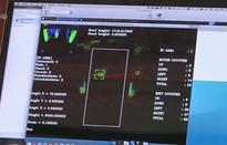 Cảm biến laser quản lý du khách tại Italy