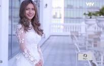 Xu hướng váy cưới 2018: Cổ cao, ống tay dài?
