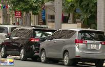 TP.HCM áp mức phí mới với ô tô đỗ trên lòng lề đường từ 1/6