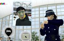 Cảnh sát Trung Quốc dùng kính nhận diện khuôn mặt tìm tội phạm