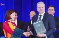 Diễn đàn doanh nghiệp Việt - Australia: Nhiều văn bản hợp tác kinh doanh được ký kết