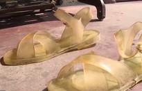 Dép nhựa Tiền Phong - biểu tượng thời trang thời bao cấp