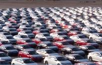 Ô tô nhập khẩu tăng 500% trong nửa đầu năm 2019