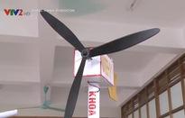 Sinh viên Robocon phát triển hệ thống phát điện sạch mini