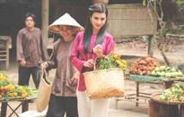 """Kim Tuyến """"xinh hết nấc"""" dù xuất hiện trong loạt ảnh hậu trường"""