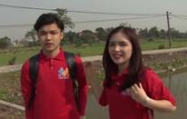 """Chị gái hot girl và em trai hot boy của Hòa Minzy tham gia """"Chúng ta là một gia đình"""""""