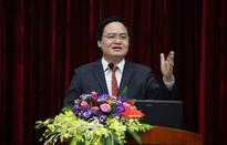 """Bộ trưởng Phùng Xuân Nhạ chỉ đạo kiểm tra việc """"học sinh yếu được cho ở nhà khi giáo viên thi dạy giỏi"""""""