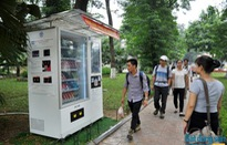 Tiềm năng phát triển hệ thống máy bán hàng tự động tại Việt Nam