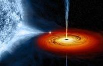 Lỗ đen khổng lồ sẽ tiêu diệt Mặt trăng và Trái đất như thế nào?