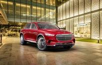 Diện kiến siêu SUV thương hiệu Mercedes-Maybach