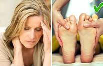 Massage chân có thể giúp điều trị các vấn đề sức khỏe thường gặp nhất