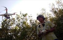 """Quay phim Tài Việt và đam mê """"bay"""" với flycam"""