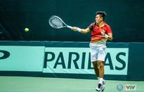 Hoàng Nam - Văn Phương ngược dòng vào chung kết Việt Nam F2 Futures
