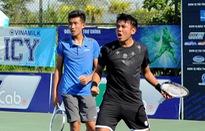 Hoàng Nam – Văn Phương xuất sắc vô địch giải Vietnam F2 Futures