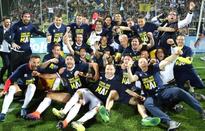Thế lực một thời của Italy trở lại với Serie A sau 3 mùa thăng hạng liên tiếp