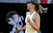 Rome mở rộng 2018: Thắng kịch tính Ostapenko, Sharapova giành quyền vào bán kết