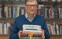 Bill Gates giới thiệu 5 tựa sách ông yêu thích nhất trong năm