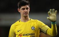 Courtois mang tin dữ cho Chelsea