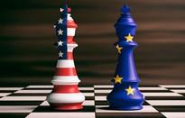 """EU đàm phán thỏa thuận thương mại """"giới hạn"""" với Mỹ"""