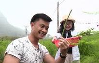 """Cùng bố con diễn viên Tiến Lộc giải mã măng tây trong """"Chuyến đi màu xanh"""" hôm nay!"""