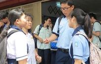 Trên 800 bài thi đạt điểm 10 trong kỳ thi lớp 10 ở TP.HCM