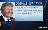 Tổng thống Mỹ tiếp tục chỉ trích OPEC về giá dầu