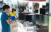 Thị trường tivi sôi động cùng World Cup