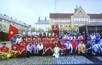 Cộng đồng người Việt tại CH Czech tham gia Lễ hội các dân tộc thiểu số