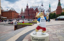 Nở rộ các tour du lịch sang Nga xem bóng đá