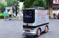 Trung Quốc: Bắc Kinh triển khai dịch vụ giao hàng bằng robot