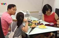 Bữa cơm gia đình - Nơi gắn kết tình thân