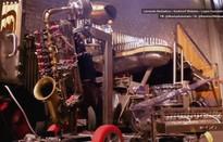Ra mắt album đầu tiên của dàn nhạc robot