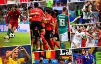 Vòng bảng FIFA World Cup™ 2018 và những con số biết nói