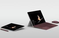 Surface Go - Đối thủ cạnh tranh của iPad và Galaxy Book đã chính thức trình làng