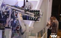 Nhiều xu hướng công nghệ được giới thiệu tại Triển lãm quốc tế về công nghiệp 4.0