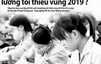 Lương tối thiểu vùng 2019: Tăng hay không tăng?