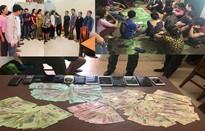 Triệt phá 2 sới bạc, bắt giữ 28 đối tượng ở Thanh Hóa