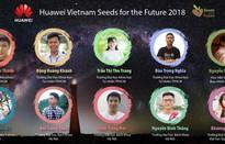 """10 sinh viên Việt Nam tham gia học bổng """"Hạt giống Viễn thông tương lai"""" 2018"""