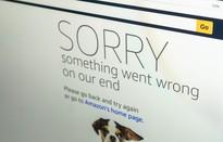 Trang web Amazon sập trong ngày mua sắm giảm giá