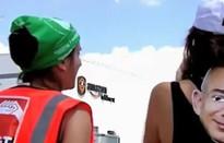 Nhân viên Amazon tại Tây Ban Nha biểu tình