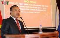 Cộng đồng người Việt tại Nga đoàn kết, sáng tạo để hội nhập