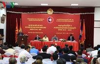 Hội người Việt tại thủ đô Vientiane Đại hội khóa X