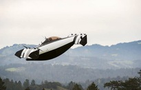 Mỹ công bố mẫu xe bay chạy điện