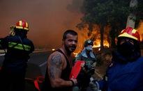Toàn cảnh vụ cháy rừng lịch sử tại Hy Lạp