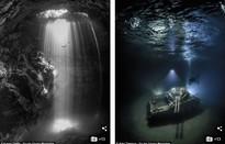 """Những bức ảnh chụp dưới nước đẹp """"ngộp thở"""""""