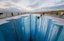 Sự kỳ diệu của nghệ thuật đường phố